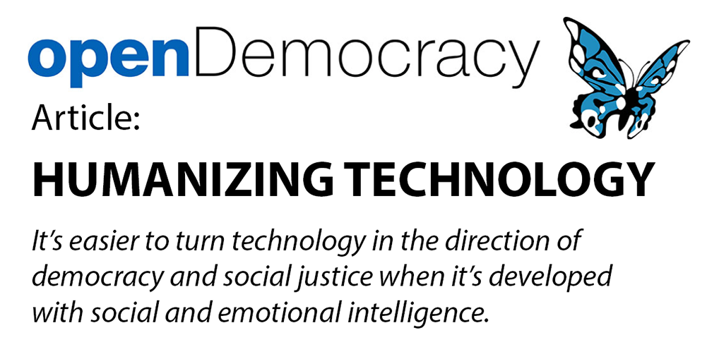 """Humanizing Technology"